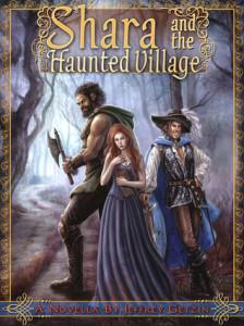 Shauna and the Haunted Villiage