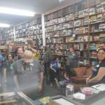 Kickoff at The Book House