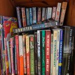 April 22, 2019 Little Free Library shelfie