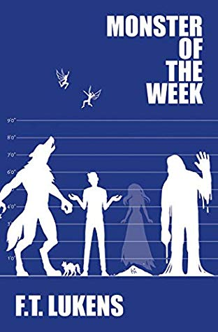 Cover of Monster of the Week.