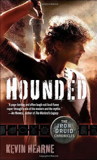 cover image of Hounded, by Kevin Hearne