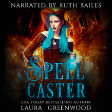 cover of Spell Caster