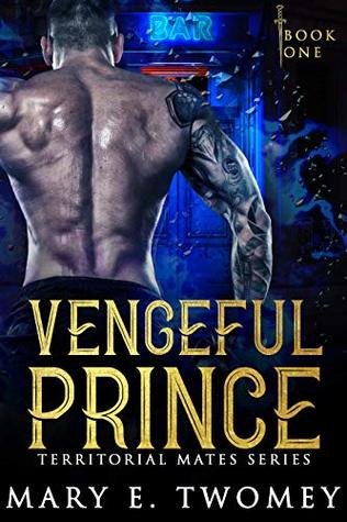 the cover of vengeful prince