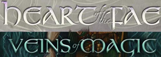 heart of fae veins of magic banner