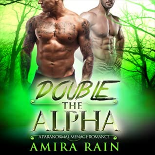 Doubel the Alpha audio cover