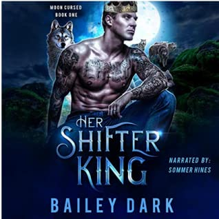 her shifter king audible cover
