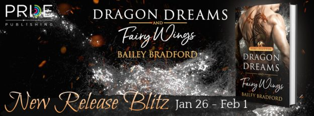 Dragon Dreams and Fairy Wings Blitz Banner
