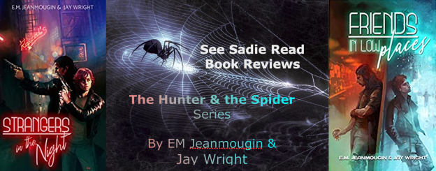 the hunter and the spider