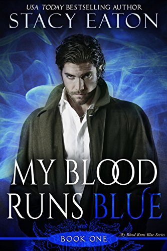 my blood runs blue cover