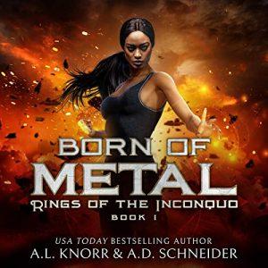 born of metal