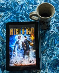 in light of death dw rigsby