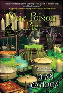 one poison pie lynn cahoon
