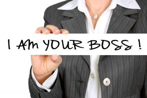 boss by Gerd Altmann from Pixabay