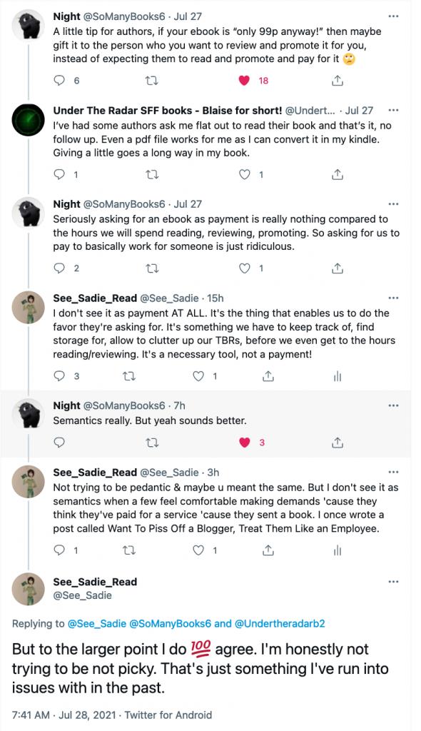 tweet exchange 1