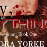 Book Review: Mary, Everything - by Cassandra Yorke