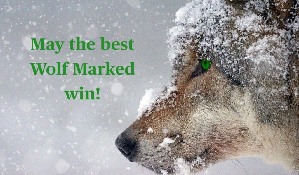 may the best wolf marked win