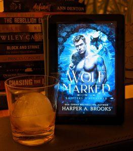 wolf marked brooks photo
