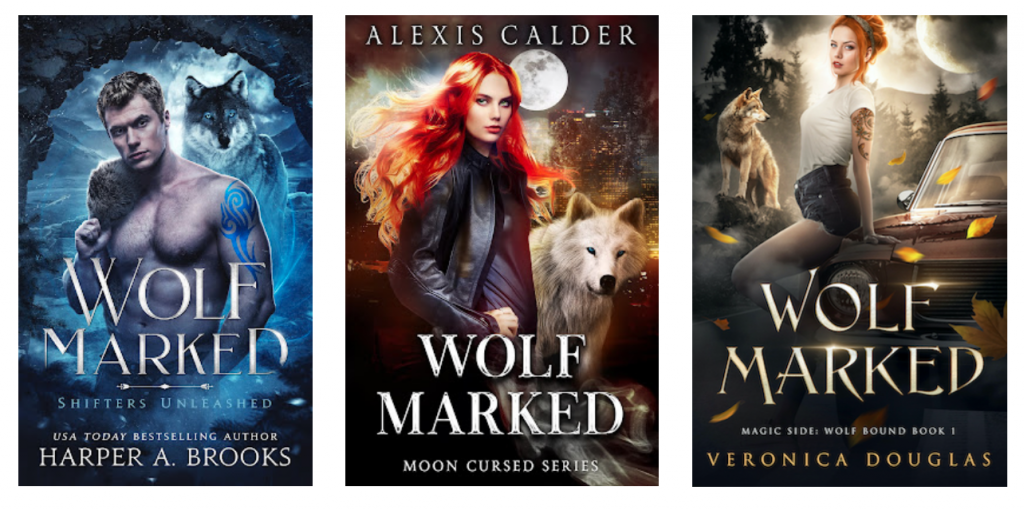 wolf marked covers