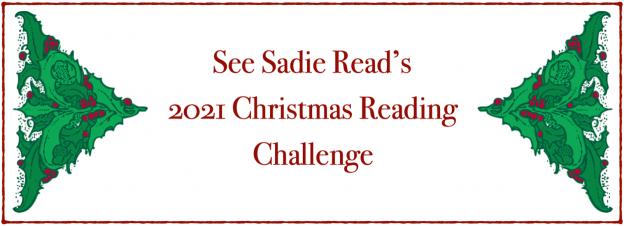 2021 christmas reading challenge banner