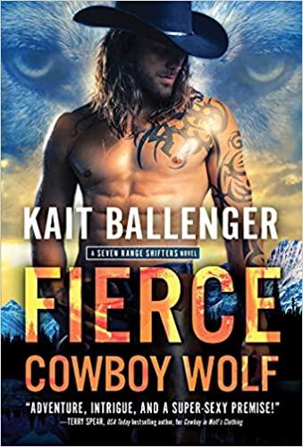 fierce cowboy wolf cover