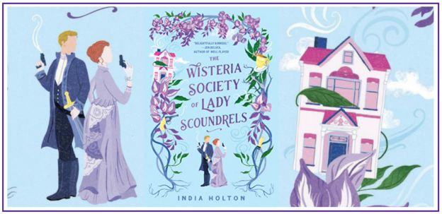 the wisteria society of lady scoundrels banner