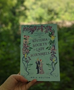 the wisteria society of lady scoundrels photo