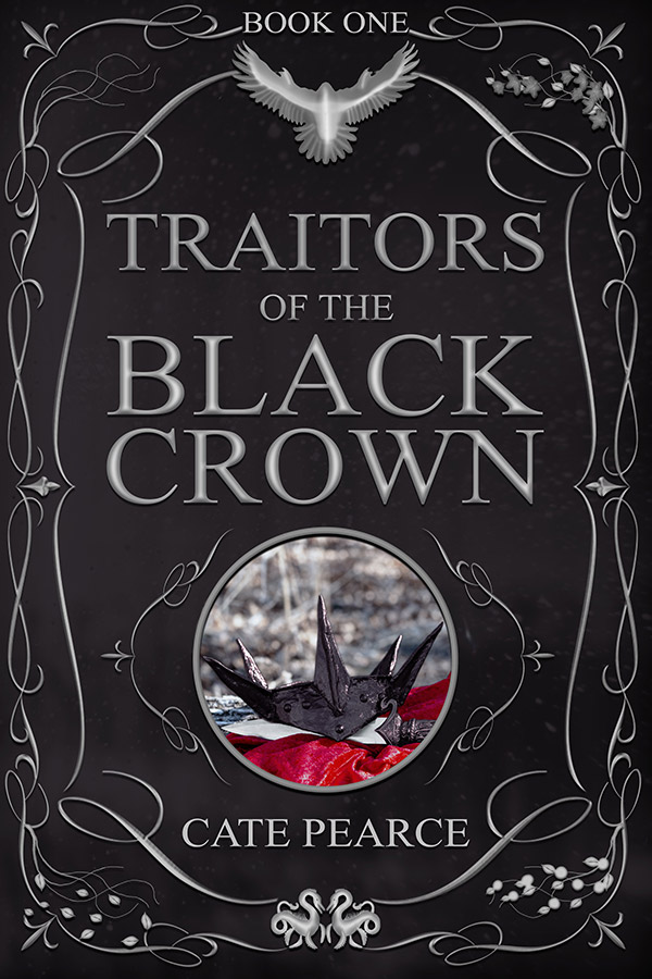 COVER - Traitors of the Black Crown