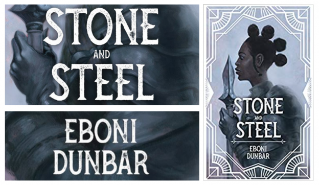 stone and steel banner