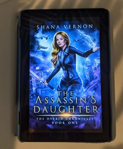 the assassin's daughter photo